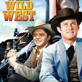 The Wild Wild West is listed (or ranked) 23 on the list The Best Western TV Shows