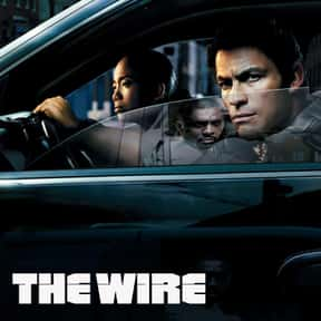 The Wire is listed (or ranked) 22 on the list The Greatest TV Shows Of All Time