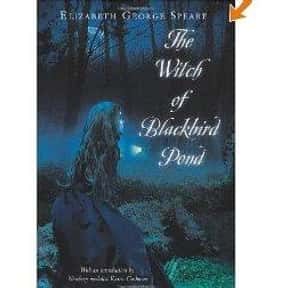 The Witch of Blackbird Pond is listed (or ranked) 24 on the list Good Books for 10 Year Olds