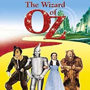 The Wizard of Oz is listed (or ranked) 13 on the list The Most Rewatchable Movie Musicals