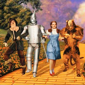 The Wizard of Oz is listed (or ranked) 18 on the list The Best Film Adaptations of Young Adult Novels