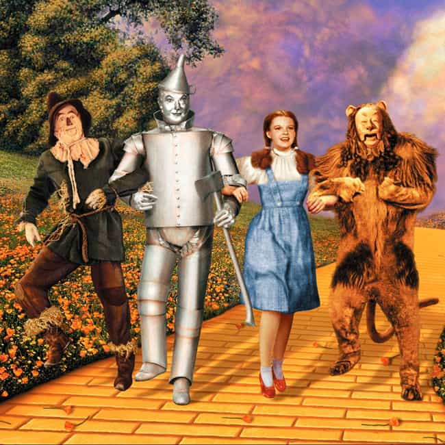 The Wizard of Oz is listed (or ranked) 3 on the list The Best Movies That Were Originally Panned by Critics