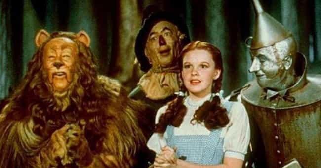 The Wizard of Oz is listed (or ranked) 8 on the list 15 Movies That Were Extremely Difficult to Film