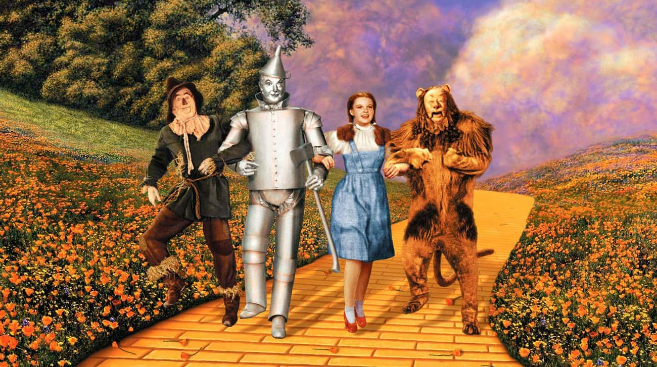 The Wizard of Oz is listed (or ranked) 3 on the list Movies Where the Director Was Fired in the Middle of Production