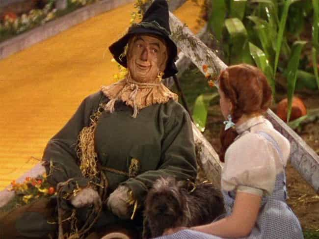 The Wizard of Oz is listed (or ranked) 2 on the list 17 Oscar-Winning Movies That Got Away With Not Explaining Major Things