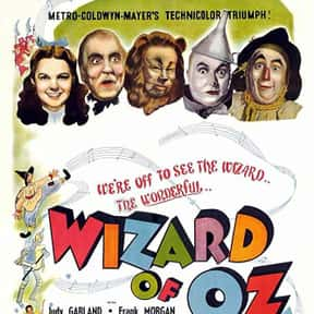 The Wizard of Oz is listed (or ranked) 18 on the list The Best Movies for Families