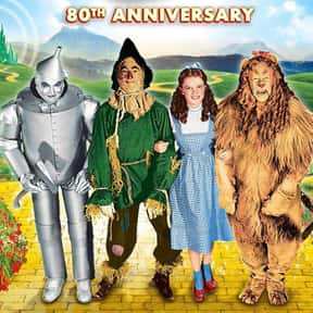 The Wizard of Oz 80th Annivers is listed (or ranked) 2 on the list The Best 2019 Fathom Events