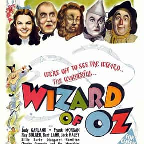 The Wizard of Oz is listed (or ranked) 19 on the list The Best Adventure Movies for Kids