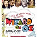 The Wizard of Oz is listed (or ranked) 14 on the list The Best Movies for 12 Year Old Girls