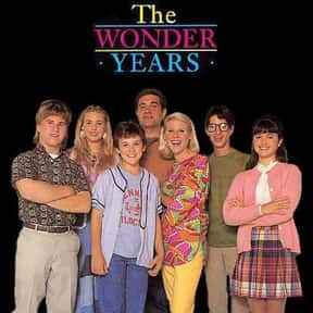 The Wonder Years is listed (or ranked) 8 on the list The Best Golden Globe Winning Comedy Series