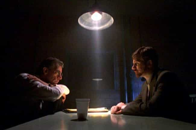 The X-Files is listed (or ranked) 5 on the list All The TV And Movie Universes That Are Unified By Detective Munch