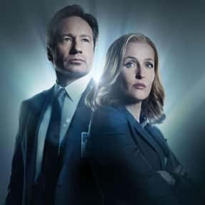 The X-Files is listed (or ranked) 16 on the list The Greatest TV Shows Of All Time