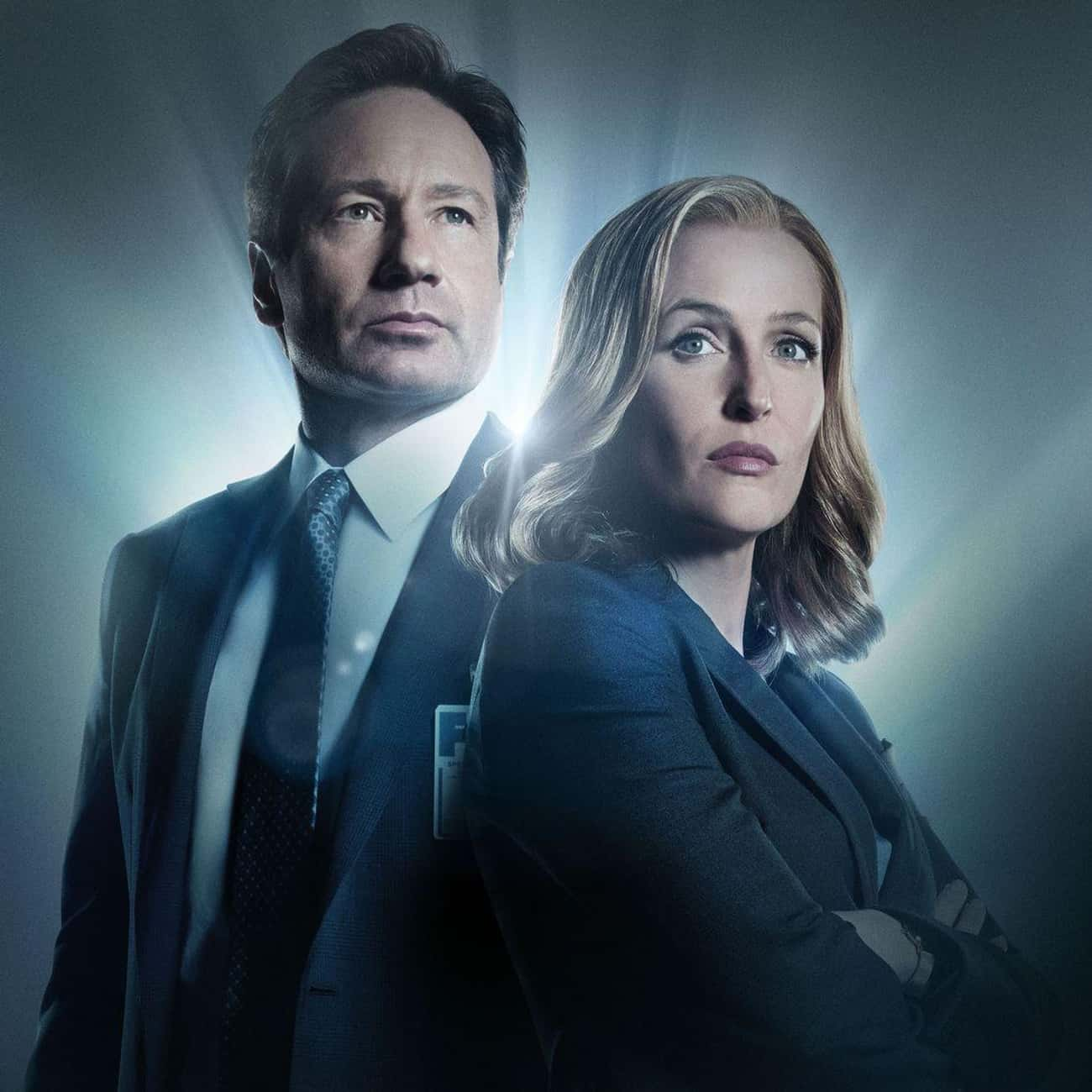 The X-Files is listed (or ranked) 3 on the list Longest Running Sci-Fi TV Shows