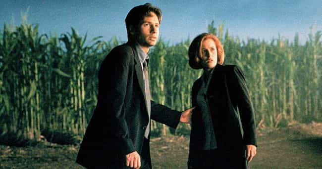 The X-Files is listed (or ranked) 2 on the list Pretty Good Movies Based On TV Series