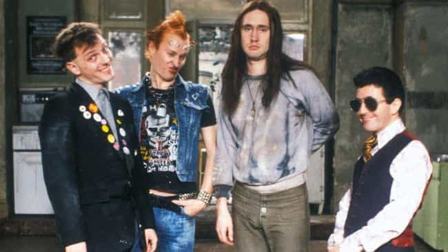 The Young Ones is listed (or ranked) 2 on the list Underrated British Comedies To Watch When You're Tired Of Watching 'The Office' Again