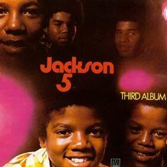 Third Album is listed (or ranked) 3 on the list The Best Jackson 5 Albums of All Time