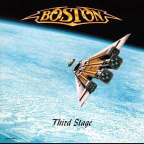 Third Stage is listed (or ranked) 14 on the list Billboard #1 U.S.  Albums in 1986