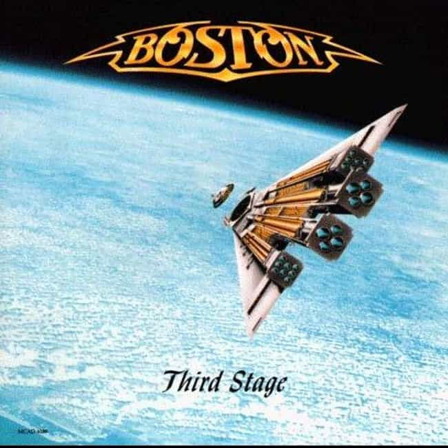 Third Stage is listed (or ranked) 3 on the list The Best Boston Albums of All Time