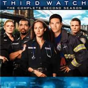 Third Watch is listed (or ranked) 16 on the list The Best 2000s Medical TV Shows