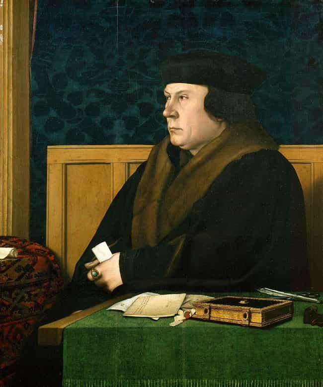 Thomas Cromwell is listed (or ranked) 2 on the list All Of Henry VIII's Closest Associates And How He Had Them Killed