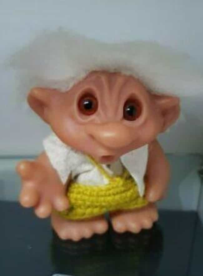 Thomas Dam is listed (or ranked) 1 on the list The Most Valuable Troll Dolls Of All Time