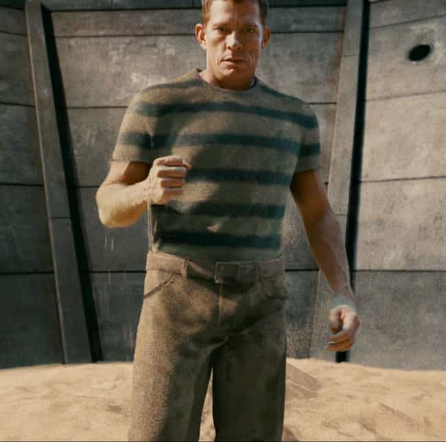 Thomas Haden Church is listed (or ranked) 4 on the list All The Actors Who Played The Villain In 'Spider-Man' Movies