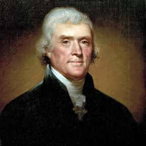 Thomas Jefferson is listed (or ranked) 19 on the list Historical Figures You Most Want to Bring Back from the Dead