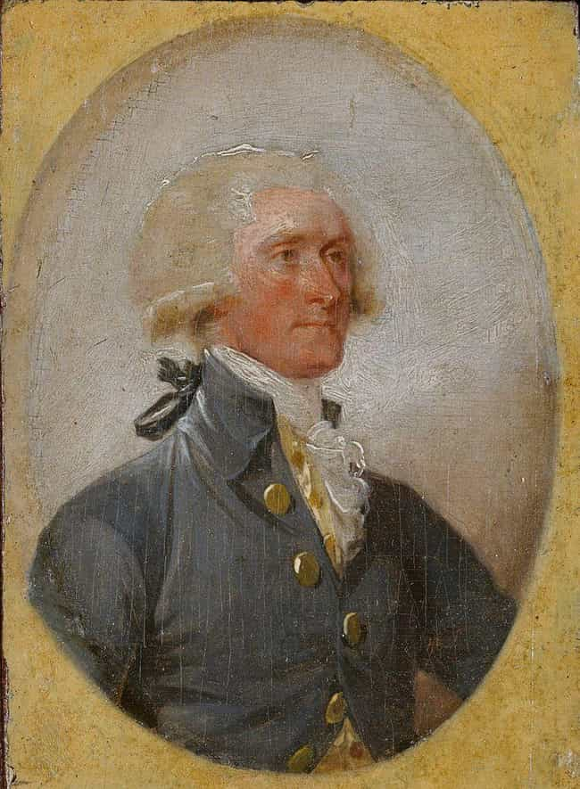 "Thomas Jefferson is listed (or ranked) 3 on the list Here Are 12 Historical Hoarders Who Took ""Collecting"" To The Next Level"