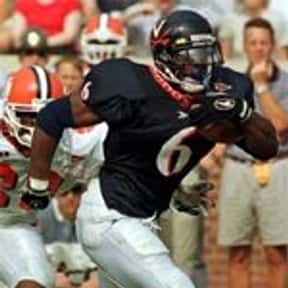 Thomas Jones is listed (or ranked) 21 on the list The Best College Running Backs of the 1990s