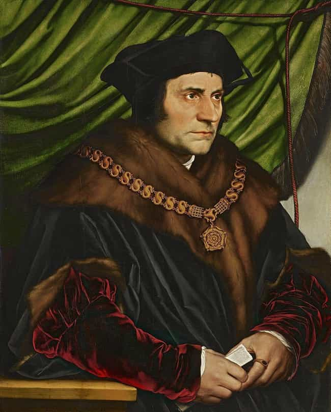 Thomas More is listed (or ranked) 3 on the list All Of Henry VIII's Closest Associates And How He Had Them Killed