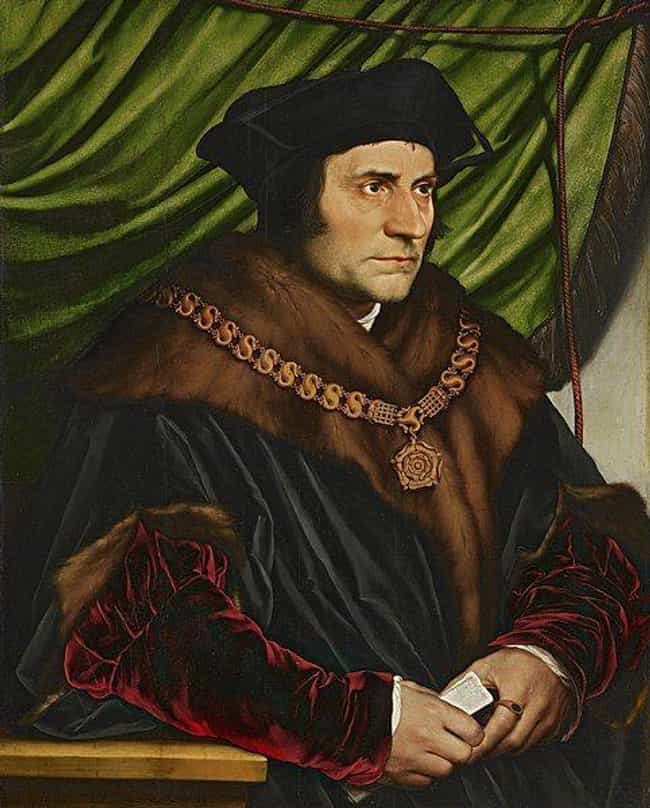 Thomas More is listed (or ranked) 2 on the list 12 Widely Influential Historical Figures Who Loved Fart & Dick Jokes