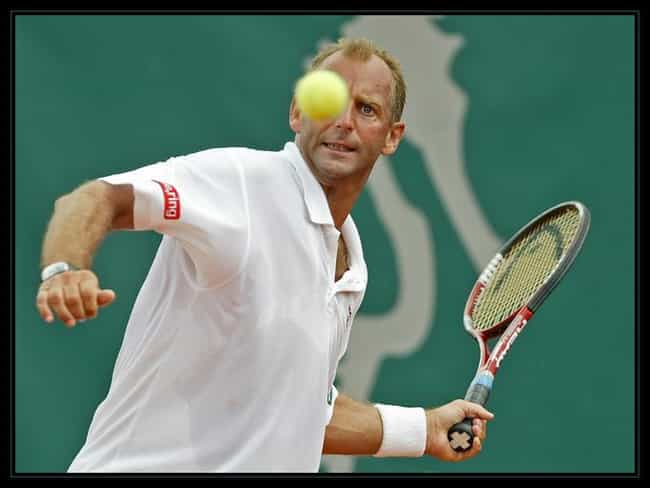 Thomas Muster is listed (or ranked) 2 on the list The Best Tennis Players from Austria
