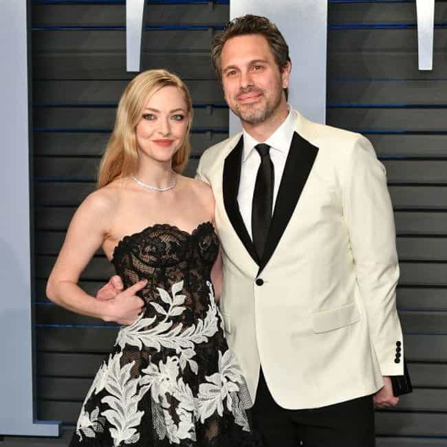 Thomas Sadoski is listed (or ranked) 1 on the list Amanda Seyfried Loves and Hookups