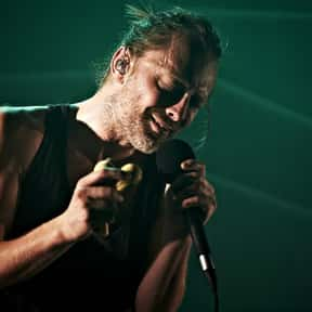 Thom Yorke is listed (or ranked) 13 on the list The Best Singers Who Kind Of Mumble