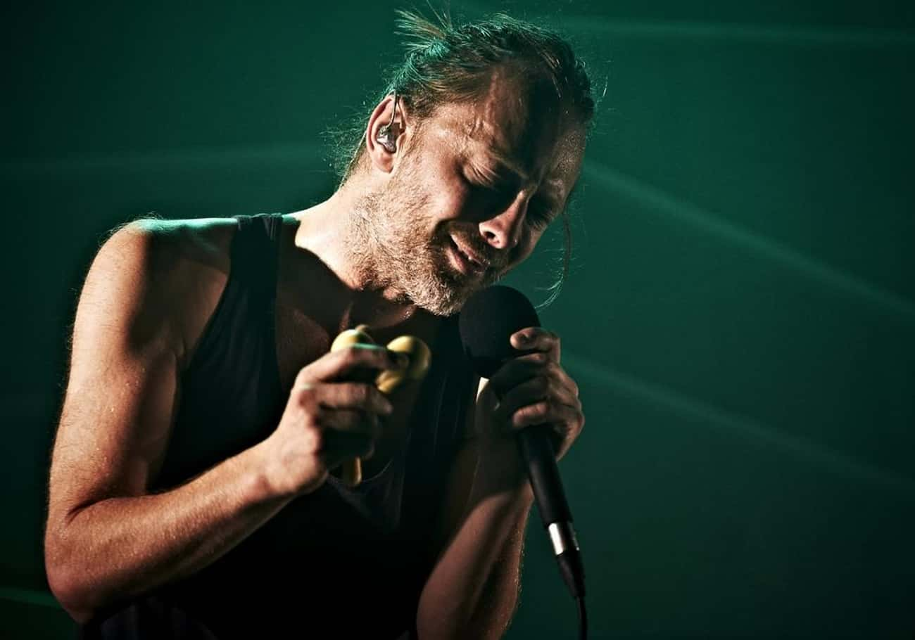 Thom Yorke is listed (or ranked) 1 on the list Famous Abingdon School Alumni