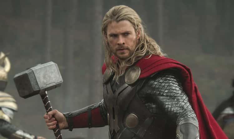 Jocks: Thor