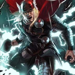 Thor is listed (or ranked) 2 on the list The Best Characters In The Marvel Cinematic Universe