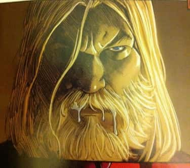 Thor is listed (or ranked) 1 on the list The Best Facial Hair in Comics & Superheroes with Beards