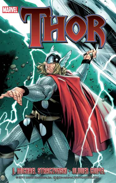 Thor is listed (or ranked) 1 on the list The Top 10 Comic Book Gods Worth Worshipping