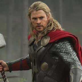 Thor is listed (or ranked) 2 on the list The Best Characters In The Thor Movies