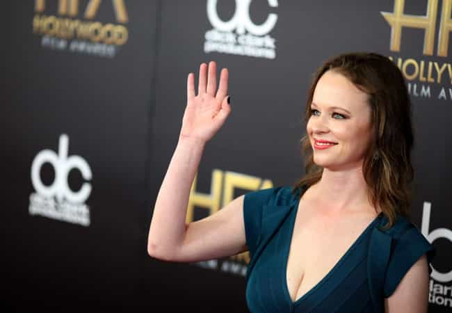 Thora Birch is listed (or ranked) 4 on the list The 33 Most Stunning And Odd-Looking Women