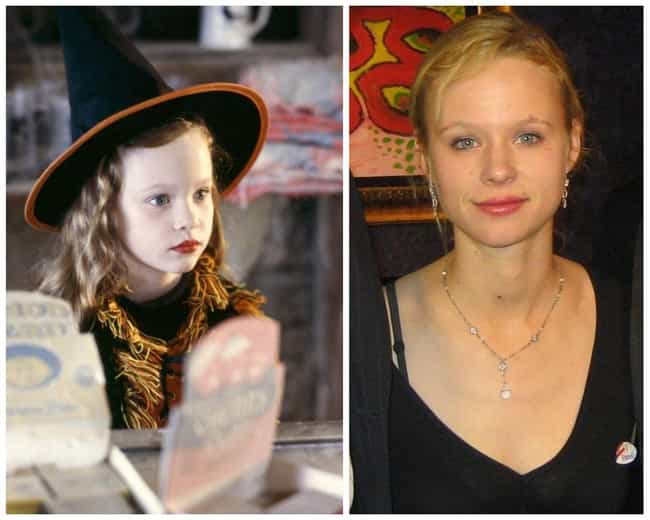 Thora Birch is listed (or ranked) 2 on the list What Happened To The Cast Of Hocus Pocus?