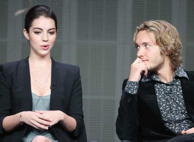 Toby Regbo is listed (or ranked) 3 on the list Adelaide Kane Loves and Hookups