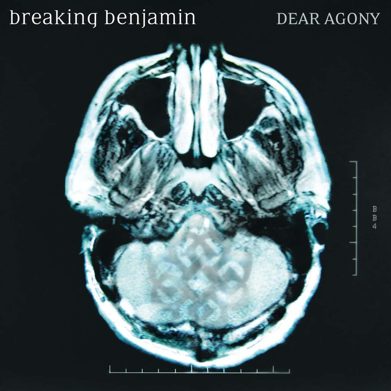 Dear Agony is listed (or ranked) 3 on the list The Best Breaking Benjamin Albums of All Time