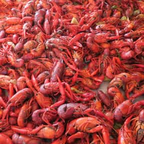 Louisiana – Crawfish is listed (or ranked) 9 on the list The Most Popular Food In Each State, According To People Who Actually Live There
