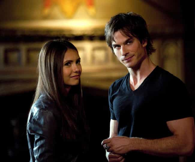 Elena Gilbert is listed (or ranked) 4 on the list 22 TV Couples Who Got Together In Real Life