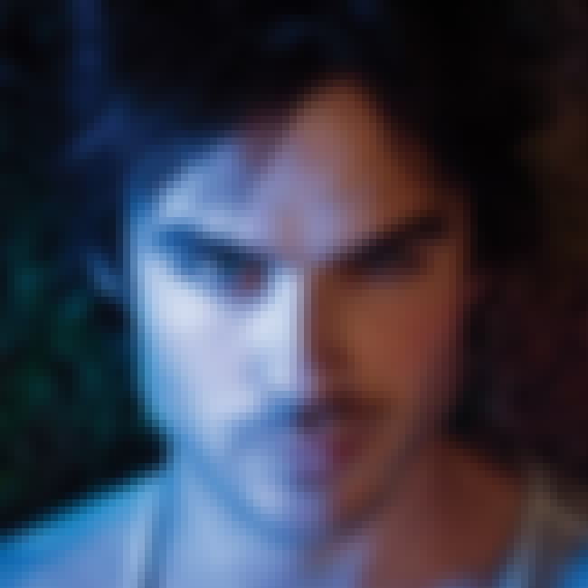 Damon Salvatore is listed (or ranked) 2 on the list The Five Hottest Male Vampires