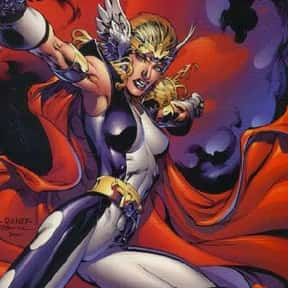 Thor Girl is listed (or ranked) 19 on the list Characters Who Are Most Worthy Of Lifting Mjolnir