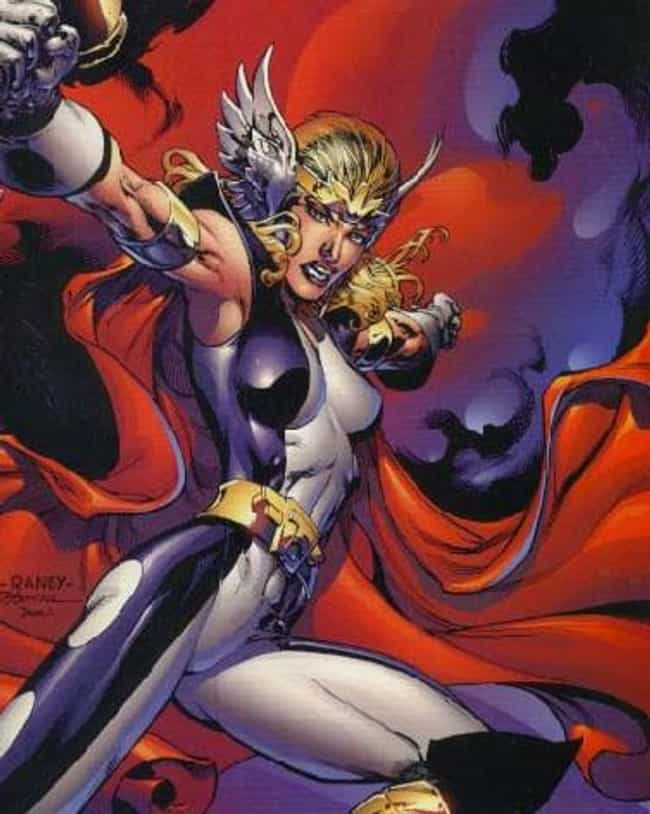 Thor Girl is listed (or ranked) 1 on the list The 20 Laziest Superhero Gender-Swaps in Comic Books