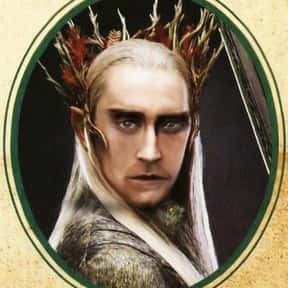 Thranduil is listed (or ranked) 21 on the list The Greatest Fictional Kings